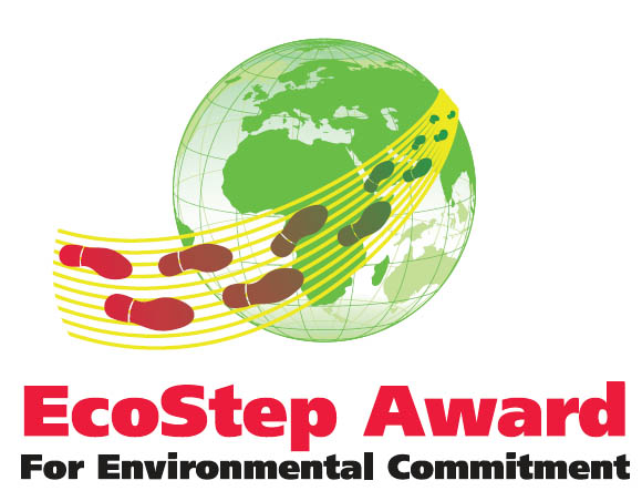 EcoStep Bronze Award from CESMB at Middlesex University